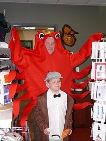 king-crab-and-sherlock-holmes